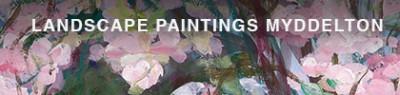 Landscape Painting Myddelton