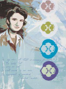 Rosalind Franklin Discovering DNA Structure