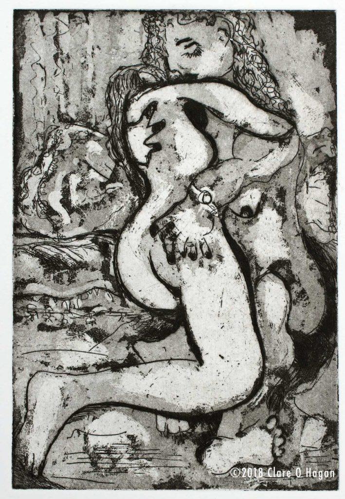 Embracing Women, erotic, art, feminism