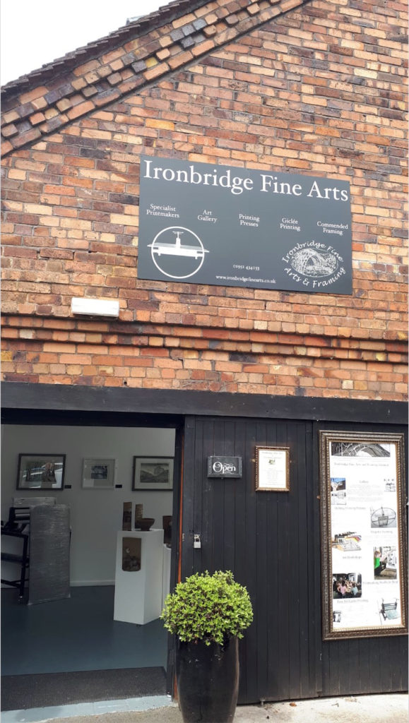#artistClareOHagan,  #Ironbridge  #Fine Art  #Printmaking  #Embracing Women