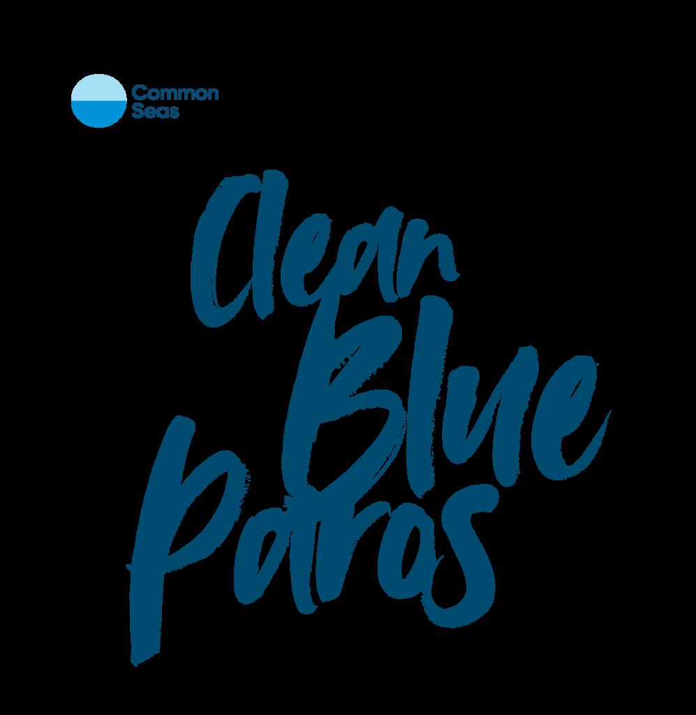 Clean Blue Paros