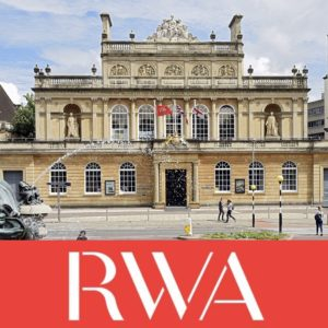 Denise Wyllie at the RWA Royal West of England Bristol